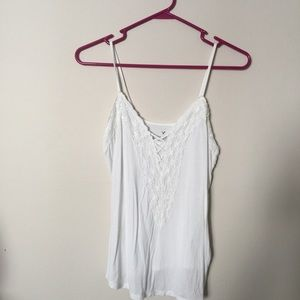 American Eagle Lace Front Camisole